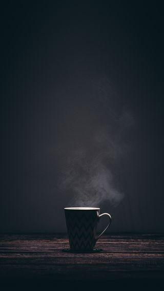 Обои на телефон galaxy, m10, note6, s7, z11, z6, morning tea, новый, галактика, утро, чай, айфон 7