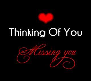 Обои на телефон ты, мышление, любовь, высказывания, thinking of you, love