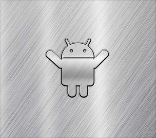 Обои на телефон металлические, металл, андроид, android