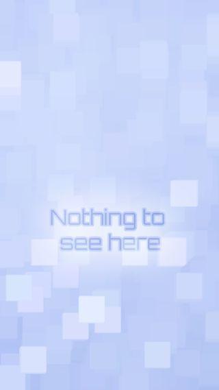 Обои на телефон экран блокировки, юмор, что-то, синие, ничего, дизайн, видеть, nothing to see