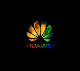 Обои на телефон черные, цветные, хуавей, синие, приятные, любовь, крутые, красые, love, huawei nice color, huawei, dr