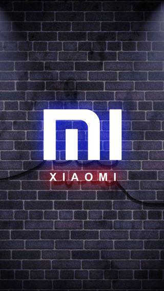 Обои на телефон сяоми, технологии, неоновые, ми, xiaomi
