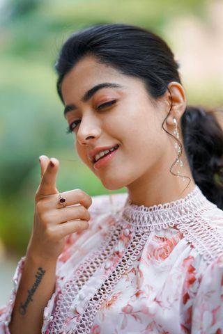 Обои на телефон rashmikha, rashmikha mandanna, милые, ангел, актриса, рашмика