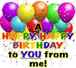 Обои на телефон день рождения, ты, счастливые, вечеринка, to you, happy birthday party