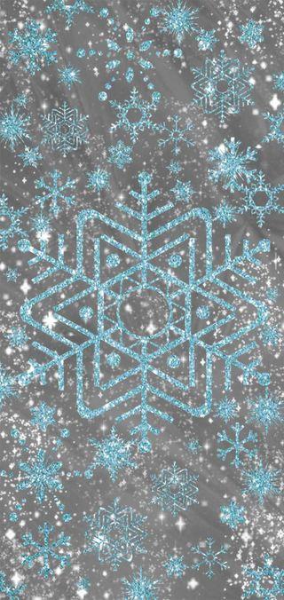 Обои на телефон снежинки, самсунг, рождество, samsung s10 plus, samsung, melesao, copo de nieve