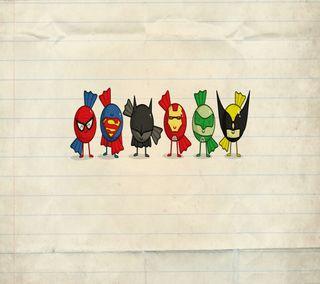 Обои на телефон железный человек, человек паук, супермен, росомаха, марвел, зеленые, бэтмен, marvel, green latern