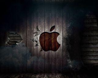 Обои на телефон креативные, эпл, riyadhali66, apple