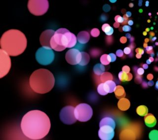 Обои на телефон фоны, боке, красочные, дизайн, hd, colorful bokeh