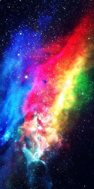 Обои на телефон наука, природа, небо, космос, звезды, галактика, вселенная, galaxy