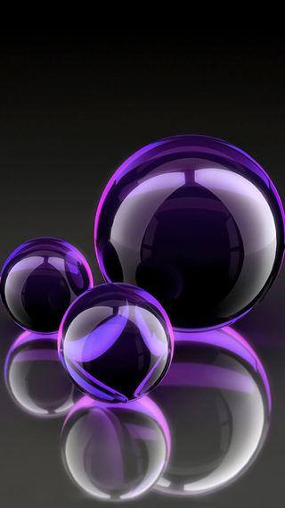 Обои на телефон пузыри, высокий, high resolution, hd
