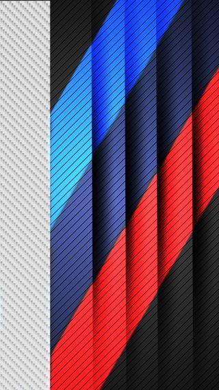 Обои на телефон волокно, полосы, металл, логотипы, карбон, бренды, бмв, m logo, bmw stripes on metal, bmw stripes, bmw