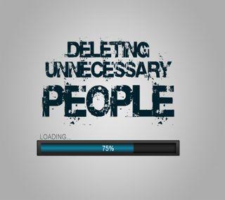 Обои на телефон румыния, люди, dx, dimensional x studios, deleting people ftw, delete