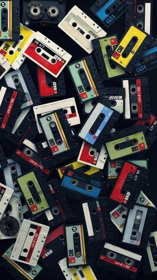 Обои на телефон микросхема, ретро, знаки, доска, дизайн, винтаж, андроид, абстрактные, tape, android, abstract case