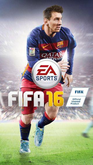 Обои на телефон футбол, фифа, спортивные, обложка, месси, игра, fifa 16 cover, fifa 16, ea sports, ea, 16