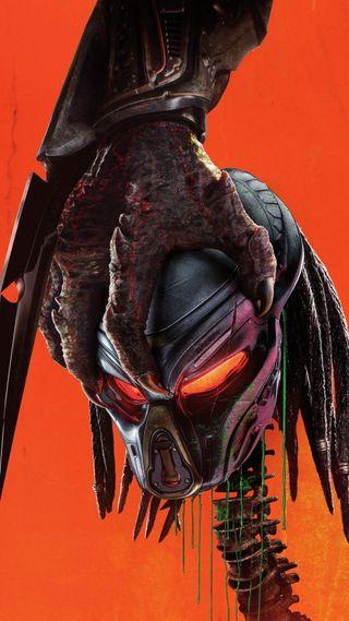 Обои на телефон хищник, фильмы, фантастика, the predator 2018, holywood