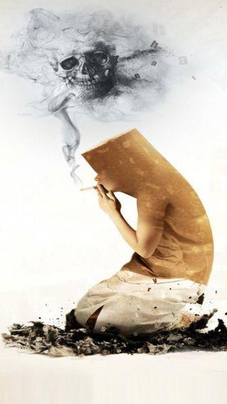 Обои на телефон сигареты, комедия, smoking kills, messeges