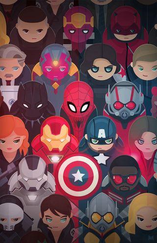 Обои на телефон бесконечность, новый, мстители, марвел, война, marvels avengers, marvel