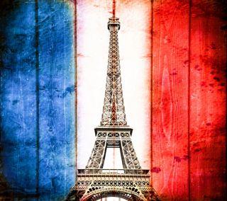 Обои на телефон французские, франция, париж, флаг, деревянные, башня, арт, zedgefrance, french flag, art