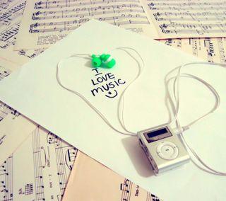 Обои на телефон айпад, приятные, музыка, любовь, love, i love music
