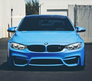 Обои на телефон синие, машины, матовые, м4, купе, бмв, автомобили, авто, f82, bmw