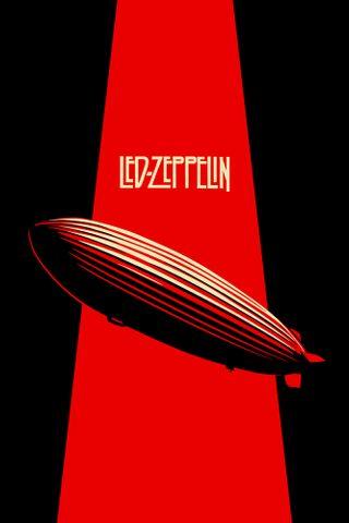 Обои на телефон черные, рок, музыка, минимализм, красые, классика, группы, zeppelin, led, 929
