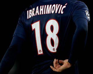 Обои на телефон псж, златан, zlatan ibrahimovic