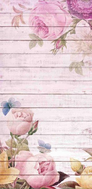 Обои на телефон девчачие, цветы, цветочные, симпатичные, розовые, прекрасные