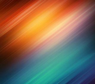 Обои на телефон цветные, линии, абстрактные, palette, oppo, n1