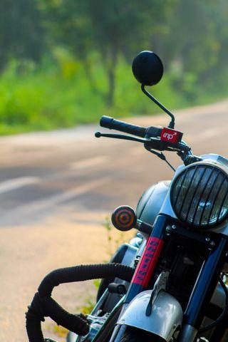 Обои на телефон мотоциклы, байк, royal enfiled, royal enfield, motor, bullet