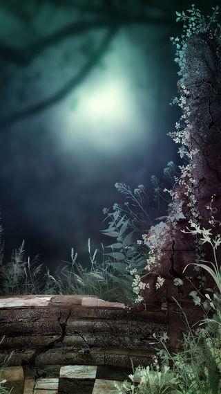 Обои на телефон окно, трава, сломанный, призрак, одиночество, зеленые, абстрактные, pale, hounted, ghost