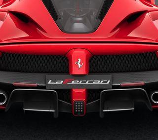 Обои на телефон эмблемы, феррари, машины, лошадь, логотипы, авто, laferrari, ferrari