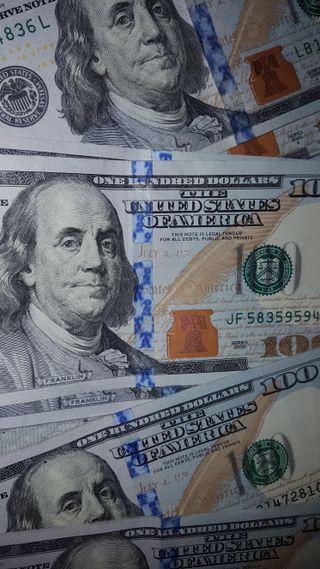 Обои на телефон счета, деньги, benjamins, 100s