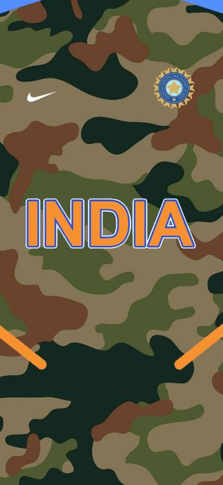 Обои на телефон крикет, индия, армия