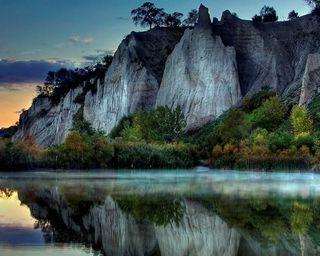 Обои на телефон удивительные, природа, озеро, горы, высокий, hd, 2012