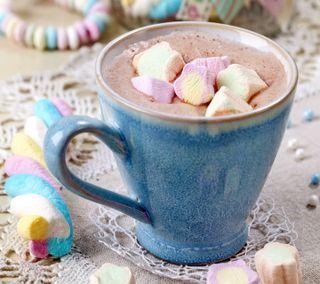 Обои на телефон шоколад, счастливое, сладости, рождество, милые, конфеты, зима, winter sweets