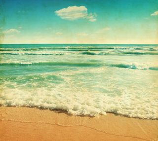 Обои на телефон ретро, океан, море, вода, винтаж