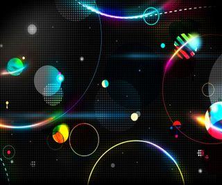 Обои на телефон солнечный, технологии, система, крутые, галактика, абстрактные, galaxy abstract