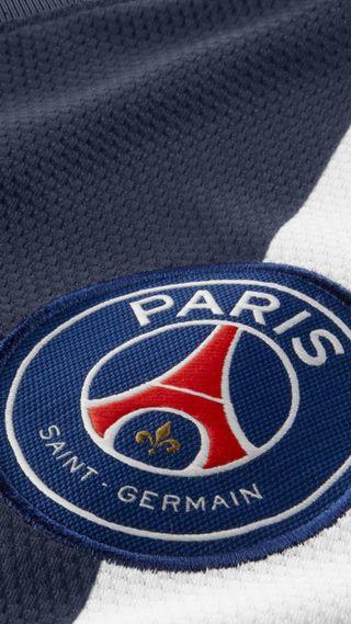 Обои на телефон псж, синие, святой, париж, логотипы, psg blue