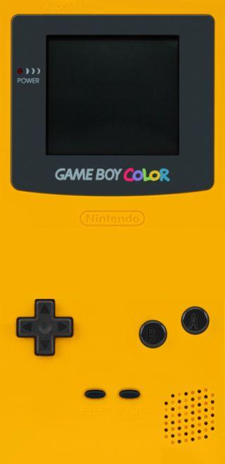 Обои на телефон нинтендо, цветные, мальчик, игра, желтые, nintendo, gameboy