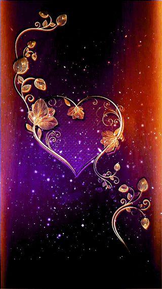 Обои на телефон молния, сердце, мистика, lightning  heart