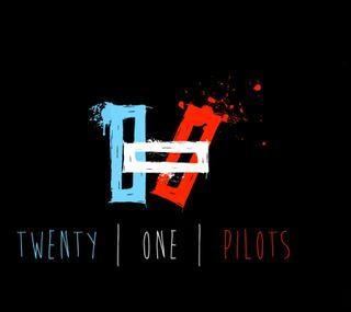 Обои на телефон скелет, twenty one pilots, twenty, pilots, one, clique