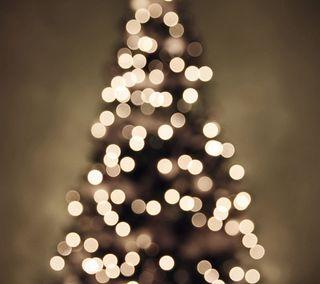 Обои на телефон праздник, свет, рождество, огни, красота, beauty lights