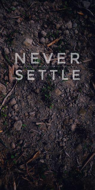 Обои на телефон решить, природа, никогда, soil, never settle nature