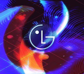 Обои на телефон логотипы, lg, g4