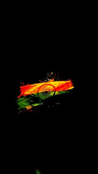 Обои на телефон индия, черные, флаг, новый, лучшие, индийские, shrimp, hidu, bharat, 26, 15