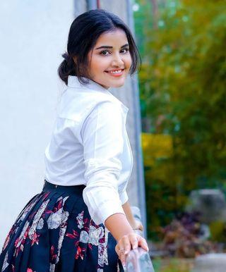 Обои на телефон актриса, malayalam, anupama