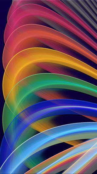 Обои на телефон иллюзии, цветные, абстрактные