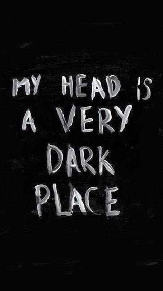 Обои на телефон эмо, грустные, темные, место, депрессивные, dark place