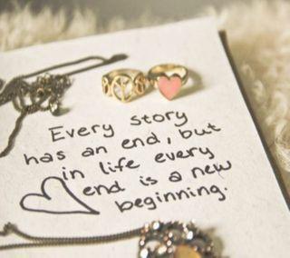 Обои на телефон история, сердце, приятные, новый, мудрые, любовь, конец, жизнь, высказывания, love, beginning