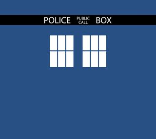 Обои на телефон тардис, доктор, полиция, кто, коробка, police box